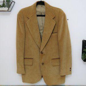 Vintage SIlverwoods Classic Corduroy Blazer L